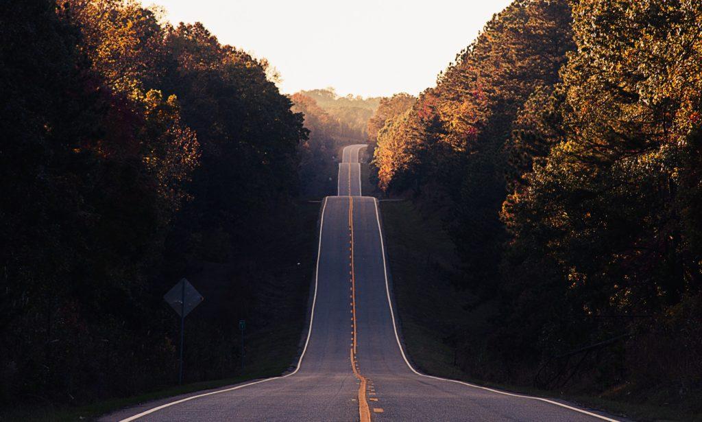 La route sera longue mais elle est belle